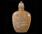 Galleries of Ivory Carvings and Scrimshaw | Ivory Experts