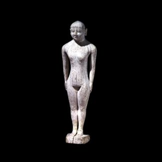 Statue of a woman, Hittite Anatolia